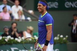 """Nadal: """"El resultado es muy positivo, y contra un rival muy bueno"""""""