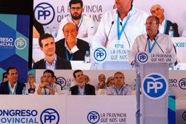 """Monago (PP) sostiene que una Extremadura del PSOE con Podemos """"puede ser letal"""" para el futuro de la región"""