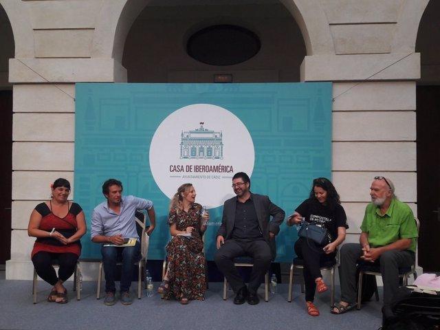 Sánchez Mato en las jornadas sobre auditorias ciudadanas en Cádiz