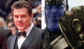 Nueva imagen de Thanos en el rodaje de Vengadores: Infinity War