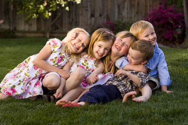 Los primos son una fuente de de valores para los niños.