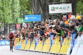 El belga Thomas de Gendt se adjudica la primera etapa del Critérium du Dauphiné