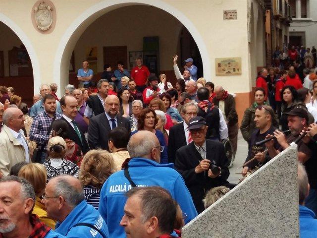 Broto ha participado en el XXXIX de las comunidades aragonesas en el exterior.