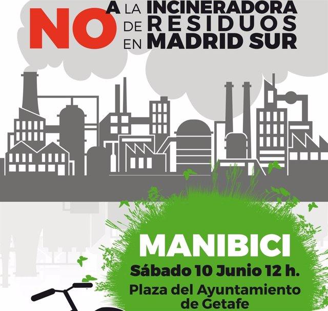 Cartel de la protesta