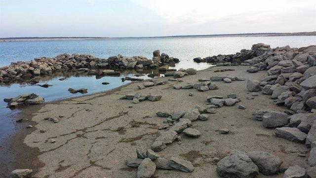 Argusino de Sagayo (Zamora). La sequía descubre el cementerio