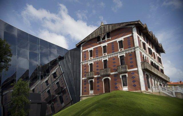 Museo Balenciaga de Getaria.