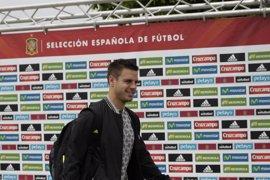 """Azpilicueta: """"La temporada ha sido fantástica y me ha servido para estar con España"""""""