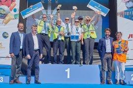 París gana la sexta edición del Campeonato Europeo de Conductores de Tranvía