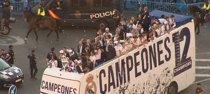 El Real Madrid corona Cibeles