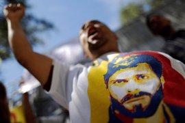 """Leopoldo López apoya las protestas y recalca que """"la rebelión, la resistencia y la protesta son legítimas"""""""
