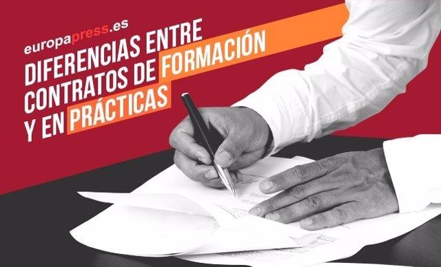 Contratos de formación y en prácticas