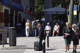 El gasto de los turistas extranjeros en Baleares aumenta un 12,8% hasta abril