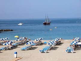 El gasto de los turistas extranjeros aumenta un 12,9% en Canarias hasta abril, con 5.675 millones