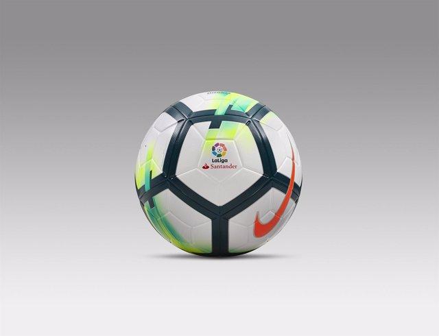 Nike Ordem V, balón oficial de LaLiga 2017-18