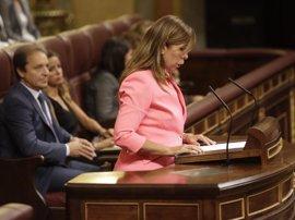 """Sánchez-Camacho lamenta que Rajoy tenga que declarar en persona, """"a diferencia de un camarero de Estepona"""""""