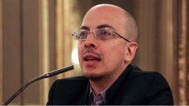 El escritor Jorge Volpi presenta la revista 'Turia' en Ciudad de México