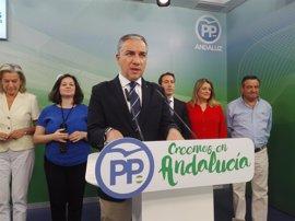"""PP-A exige explicaciones a la Junta sobre el """"rescate"""" de Diego Valderas """"por la puerta giratoria"""""""