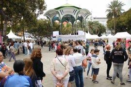 La Feria del Libro de Las Palmas de Gran Canaria cierra una nueva edición con un 20% más de ventas