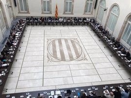 El Pacte pel Referèndum se reúne este martes tras el 'no' de Rajoy al referéndum pactado