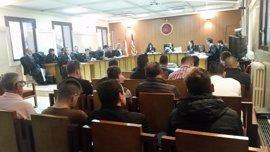 La banda de 'narcos' juzgada en Palma acepta 37 años de cárcel
