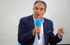 """PP-A pide a Cs que """"rectifique errores"""" en el Gobierno andaluz y confía en gobernar juntos en la próxima legislatura"""