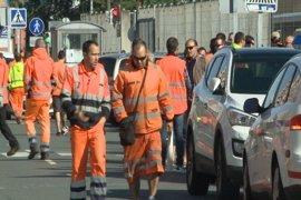 Estibadores en huelga exigen a la patronal y a Fomento que convoquen mesa de negociación