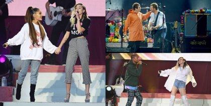 One Love Manchester: La actuación final de Ariana Grande y los otros 6 momentos más emotivos del concierto