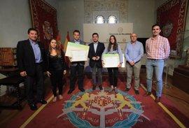 Diputación de Valladolid premia dos proyectos de eco-turismo en Rueda y de itinerarios medioambientales en Portillo