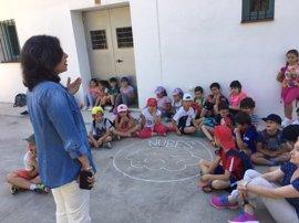 Diputación lleva a Villamartín la muestra 'Objetivos de desarrollo sostenible'
