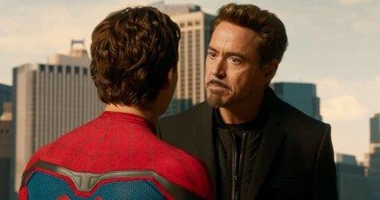 Spider-Man se enfrenta a Iron Man en el nuevo clip de Homecoming