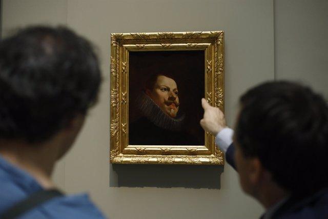 El Prado presenta por primera vez en sus salas el Retrato de Felipe III