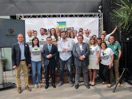La Diputación de Badajoz presenta una campaña de reciclaje bajo el lema 'Movimiento separatista ciudadano'