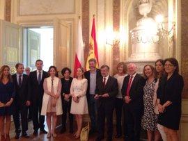 Diputados y senadores viajan esta semana a Cracovia, Nueva York, Estambul, Ankara y Bruselas