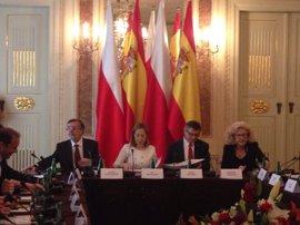 Ana Pastor reclama un frente común por los derechos de los ciudadanos de la UE tras el Brexit