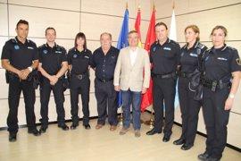 La Policía local de Arganda contará con nuevos uniformes y chalecos antibalas