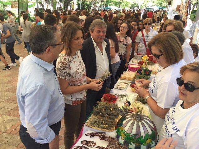 Actos celebrados en Torredonjimeno por el Día Mundial del Medio Ambiente.