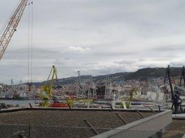 El 100% de los estibadores del puerto de Vigo secunda la huelga