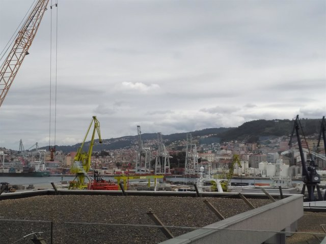 Foto: Puerto De Vigo