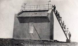 La estación de Izaña (Tenerife), reconocida por la Organización Meteorológica Mundial