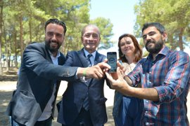 Málaga apuesta por acercar la naturaleza a la ciudadanía en la celebración del Día del Medio Ambiente