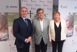 AECC y Atenzia ponen en marcha un servicio de atención continuada para pacientes oncológicos
