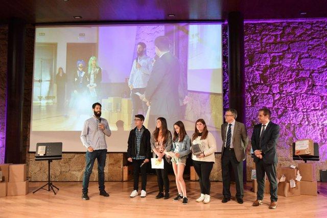 Concurso de relatos Cogersa