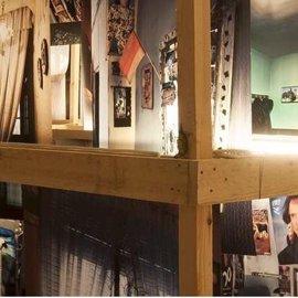 El Museo Barjola de Gijón acoge desde este jueves la exposición fotográfica 'El Desorden Establecido' de Ángel Marcos