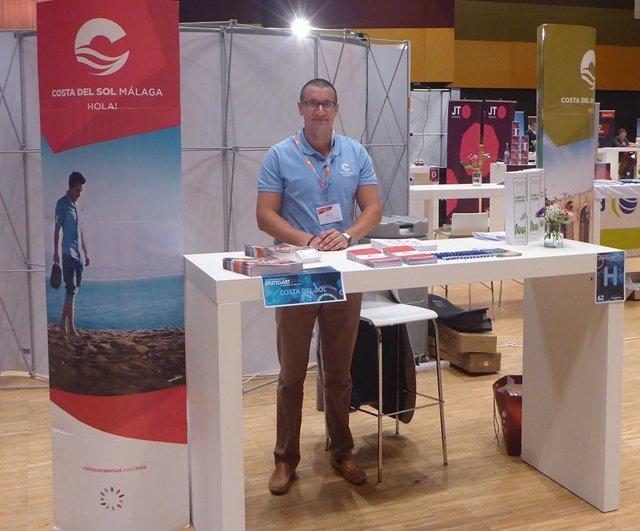 Expositor de Turismo Costa del Sol