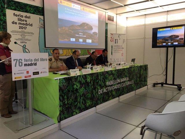 IGME y OAPN presentan un libro sobre el Parque Nacional de Cabrera