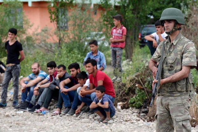Un militar tuco en el sureste de Turquía de mayoría kurda