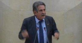 """Revilla, sobre la moción a Rajoy: """"Hay fuegos artificiales pero falta la mascletá"""""""