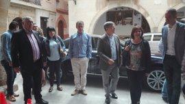 """Guillén sostiene que Hacienda """"debería abrir la mano"""" y dejar invertir a los ayuntamientos"""