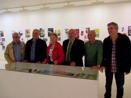 '40 años haciendo historia', una exposición en recuerdo de la vida de los Amigos de La Rioja