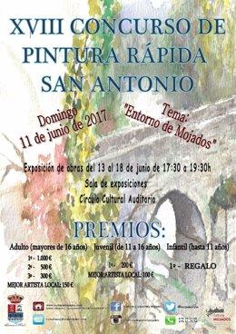 XVIII edición del Concurso de Pintura Rápida de Mojados (Valladolid)